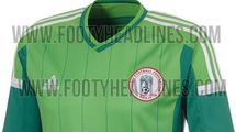 Нигерия на чемпионате мира сыграет в зеленом (+ фото)