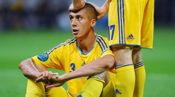 Хачериди, Шевчук и Ракицкий с Черногорией не сыграют?