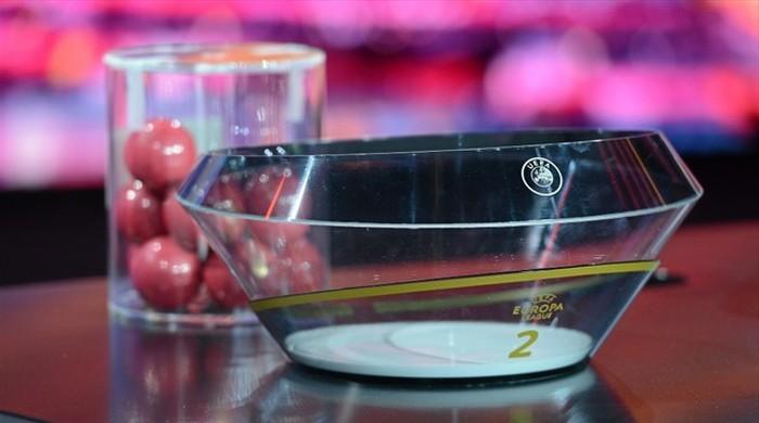 Состоялись жеребьёвки 1/16-й и 1/8 финала Лиги Европы