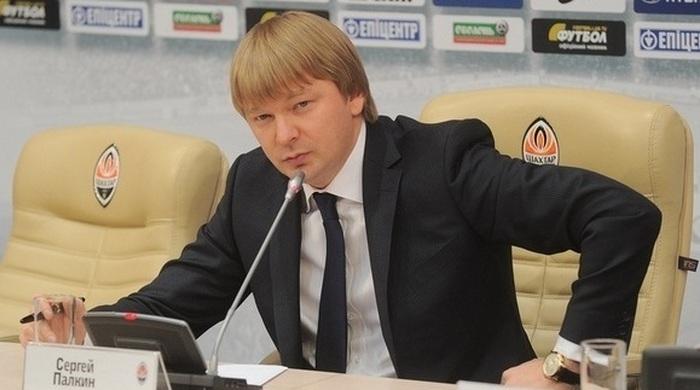 """Сергей Палкин: """"Кто виноват? """"Шахтер""""!"""