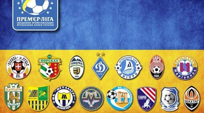 Рейтинг эмблем украинских футбольных клубов. Интерактивная инфографика