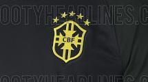 Запасной вариант формы сборной Бразилии будет темно-синим (+ фото)