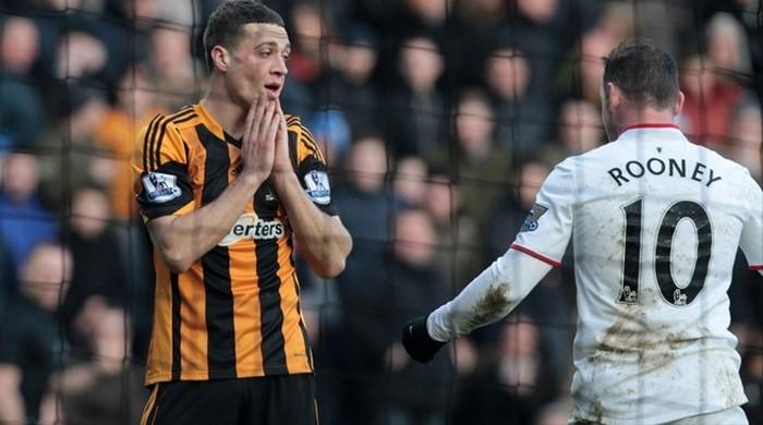 """""""Халл Сити"""" - """"Манчестер Юнайтед"""" 2:3. Честер, сыгравший за """"Манчестер"""""""