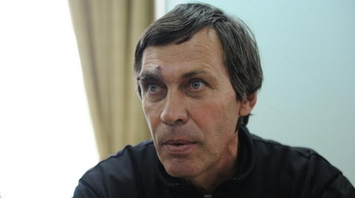 """Валерий Рудаков: """"Рад, что мой скромный труд отмечен"""""""