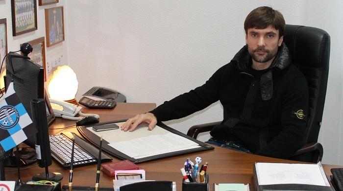 """Алексей Антонов: """"Наша цель – итоговое первое место в турнирной таблице"""""""