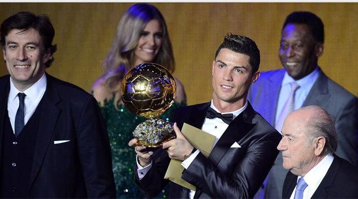 """Перес: """"Золотой мяч"""" - признание работы, таланта и воли Криштиану Роналду"""""""