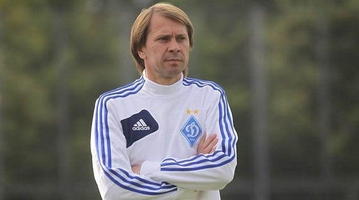 """Олексій Герасименко: """"Хлопці виконали все те, що ми намітили перед грою"""""""