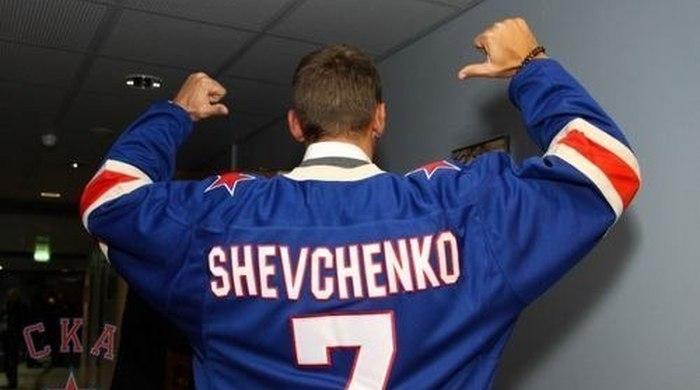"""Андрей Шевченко: """"Я начинал свою карьеру и выбирал между футболом и хоккеем"""""""