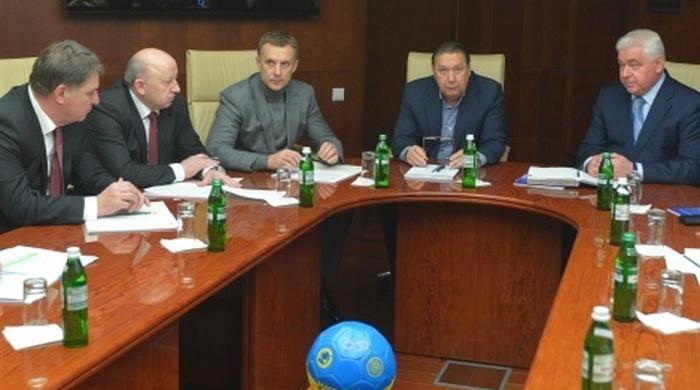 У Вишгороді побудують манеж для збірних команд України