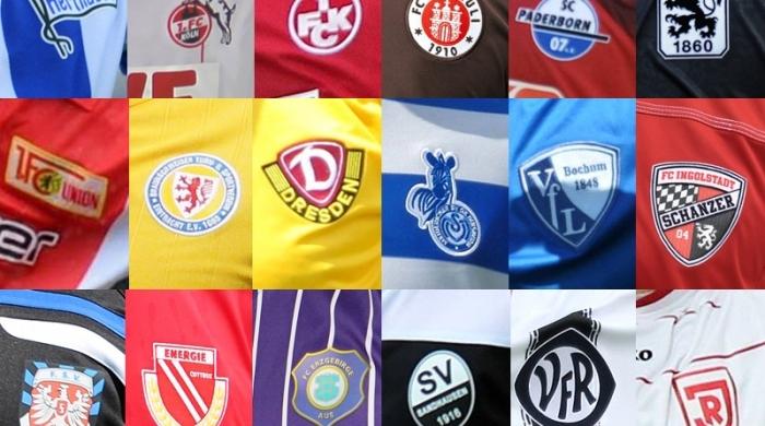 Нижние дивизионы Германии. Промежуточные итоги
