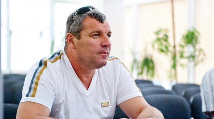 """Віктор Олійник – генеральний директор ФСК """"Буковина"""""""