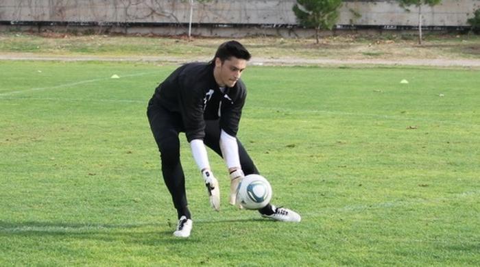 Казахский вратарь украинского происхождения заинтересовал клубы Премьер-лиги