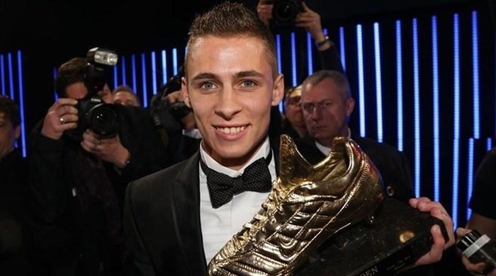Младший брат Эдена Азара стал лучшим игроком 2013 года в Бельгии