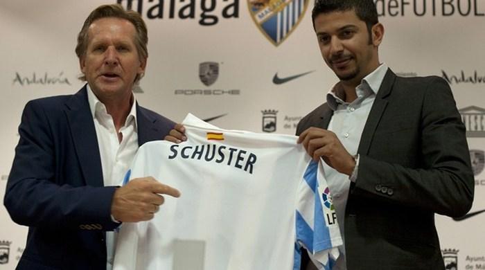 """Шустер: """"Казалось невозможным, что """"Малага"""" сможет вернуться в игру"""""""