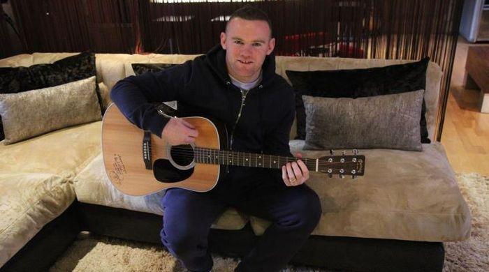 Уэйн Руни получил вызов в сборную Англии