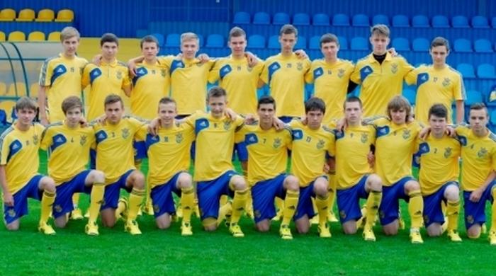 U-17 розпочинає тренувальний збір напередодні матчу з Грецією