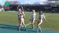 Удовольствие на футболе: женская поп-группа зажигает (видео)