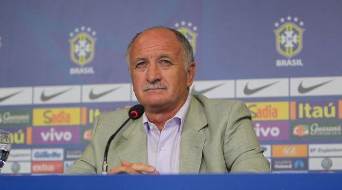 "Луиз Филипе Сколари: ""Матч с Колумбией будет чертовски трудным"""