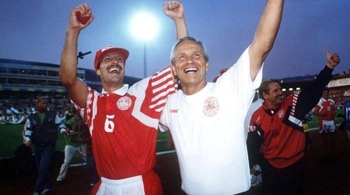 Умер Ричард Меллер-Нильсен, приведший сборную Дании к триумфу на Евро-92