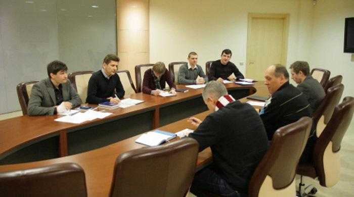 Відбулось засідання з питань підготовки Регламенту змагань ПЛ та ПФЛ