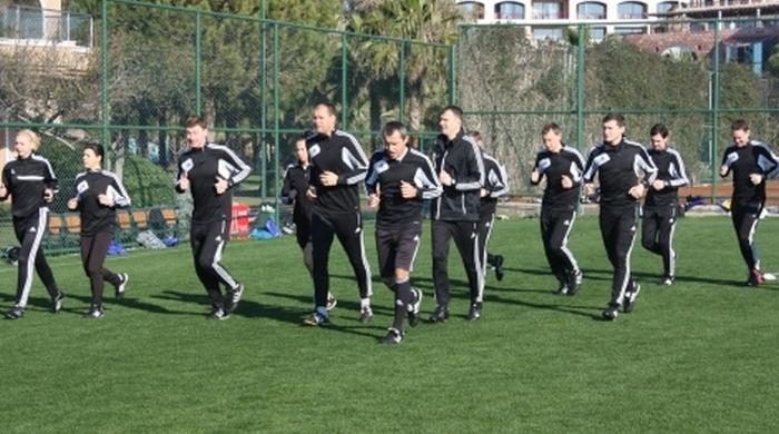Розпочався тренувальний збір арбітрів та асистентів Прем'єр-ліги