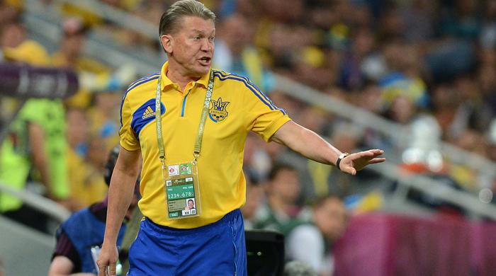 Олег Блохин вошел в число лучших тренеров национальных команд 2012 года