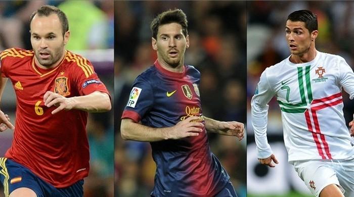 Золотой мяч ФИФА: чудес на свете не бывает