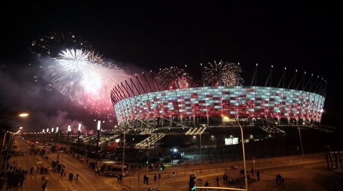 На матче Польша - Украина ожидается аншлаг