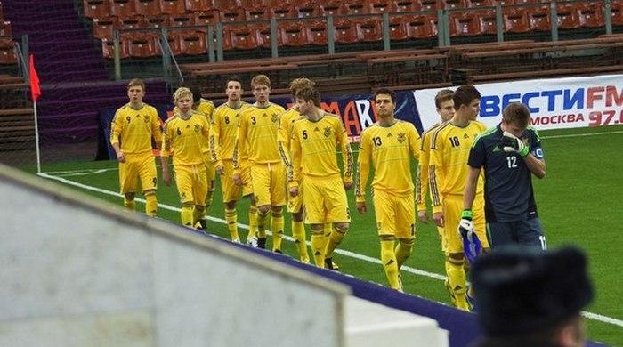 Мемориал Гранаткина. Россия (U-18) - Украина (U-18) 4:1. Не сумели одолеть фаворита