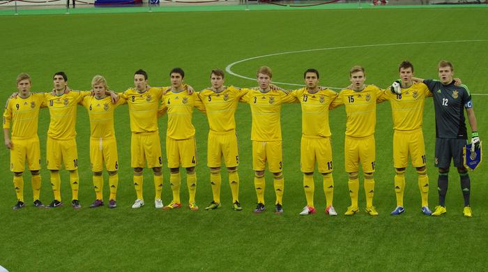 Украина (U-18) - Финляндия  (U-18) 2:0. Сборная Украины - третья на Мемориале Гранаткина