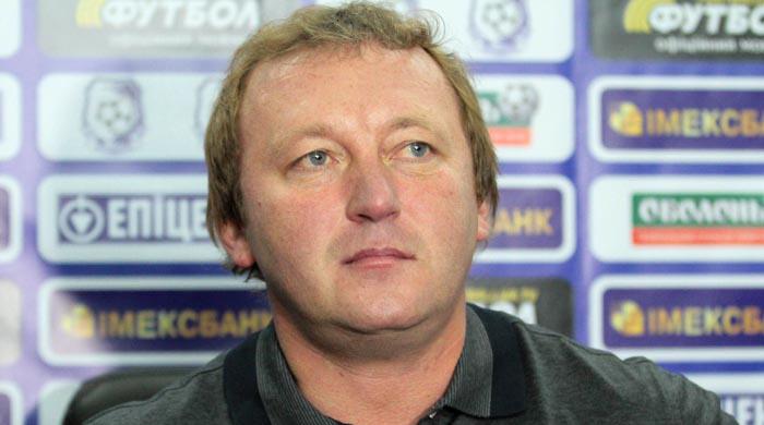 """Володимир Шаран: """"Якщо керівництво не говорить про вихід до Прем'єр-ліги, то що можу я коментувати?"""""""