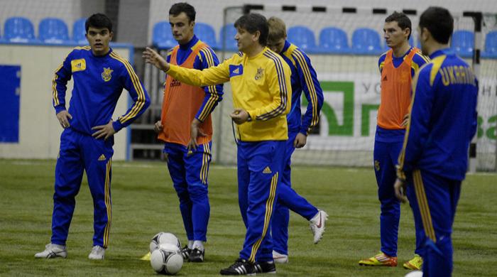 Кубок Содружества. Украина (U-21) - Литва (U-21) 3:0. Ковалец начинает с победы