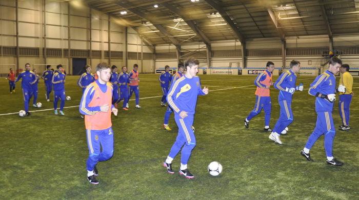 Тренерский штаб молодежной сборной Украины: будем знакомы! (+Фото)
