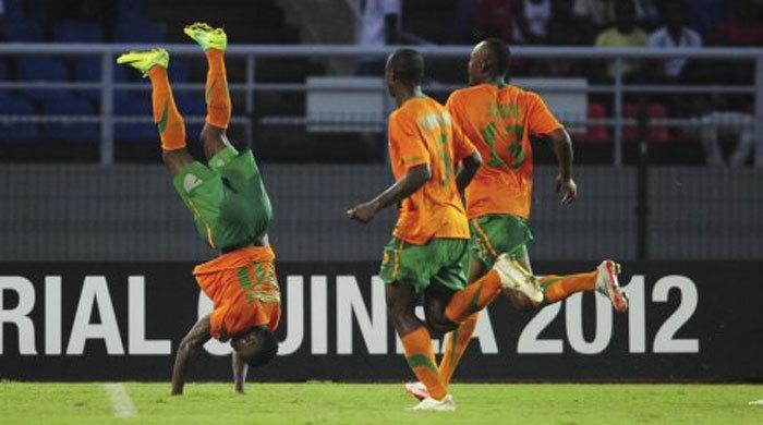 Кубок Африки-2013: французский чемпионат отрядил пять десятков игроков, украинский - троих