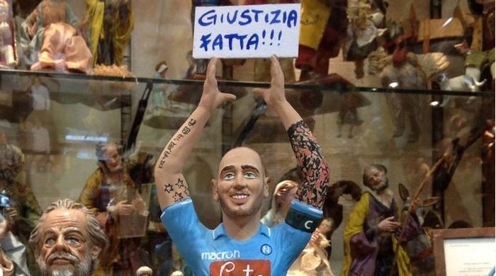 """Паоло Каннаваро: """"Мне не дали шанса завершить карьеру в """"Наполи"""""""