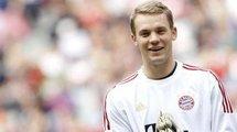 Нойер и Лам возобновили тренировки в составе сборной Германии