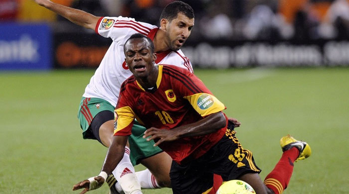 Кубок Африки-2013. Ангола - Марокко 0:0. Веселый старт КАНа