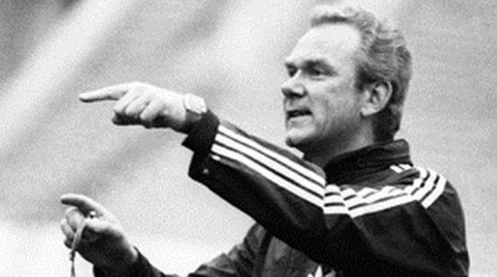 Как Москва в 1975-м сборной Украины аплодировала