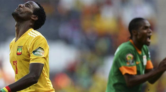 Кубок Африки-2013. Замбия - Эфиопия 1:1. Стартовый облом для чемпиона