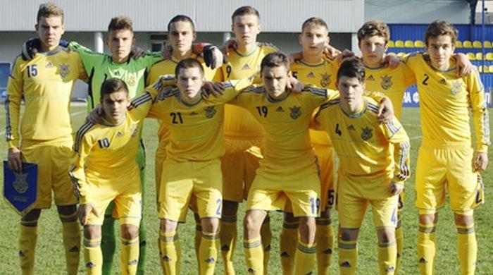 Кубок Егейського моря. Україна (U-16) - Бельгія (U-16) 3:3