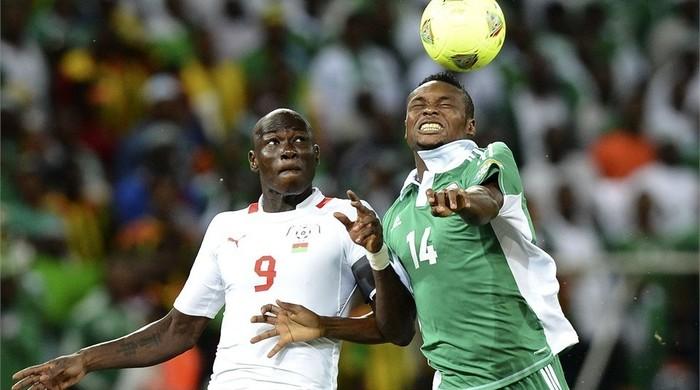 Кубок Африки. Нигерия - Буркина-Фасо 1:1. Профессорский ассист от Идейе, или как упустить победу за 15 секунд
