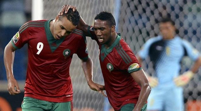 Сборная Марокко дисквалифицирована на два следующих розыгрыша КАН