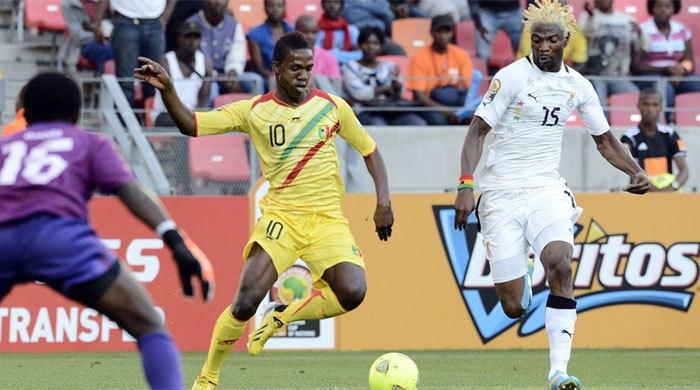 Кубок Африки. Гана - Мали 1:0. До встречи в утешительном финале?