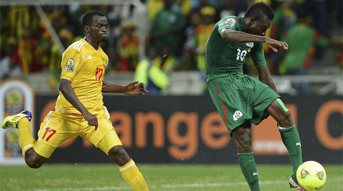 Кубок Африки. Буркина-Фасо - Эфиопия 4:0. Я готов целовать песок, по которому вы ходили