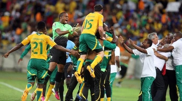 Кубок Африки. Марокко - ЮАР 2:2. Хозяева турнира решают задачу-минимум