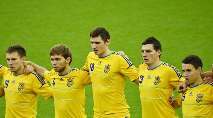 Молодежная сборная Украины взяла курс на Санкт-Петербург