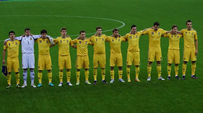 Молодежная сборная Украины сегодня сыграет со словенцами