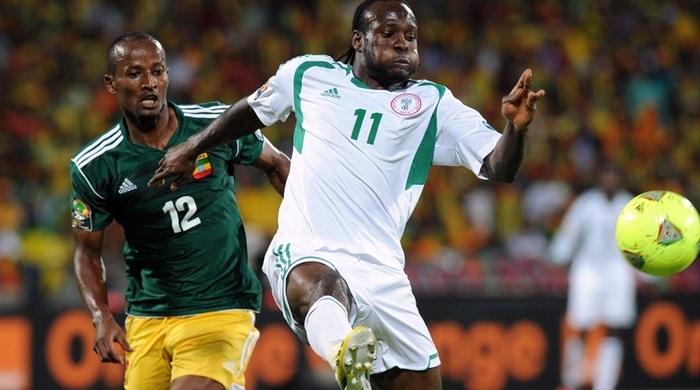 Кубок Африки. Эфиопия - Нигерия 0:2. Вратарские истории