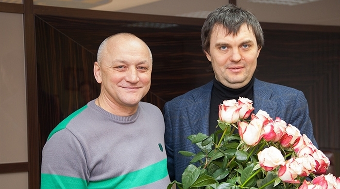 """Валентин Крячко: """"Металлист"""" движется вперед большими шагами!"""""""