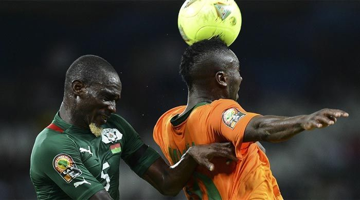 Кубок Африки. Буркина-Фасо - Замбия 0:0. Чемпион не проиграл и вылетел